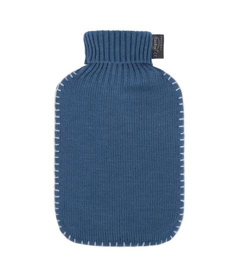 Túi chườm nóng Fashy bọc len - Màu Xanh