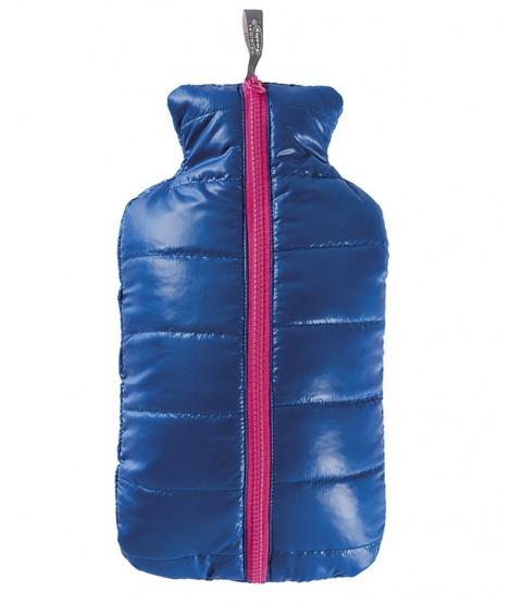 Túi chườm áo phao xanh dương