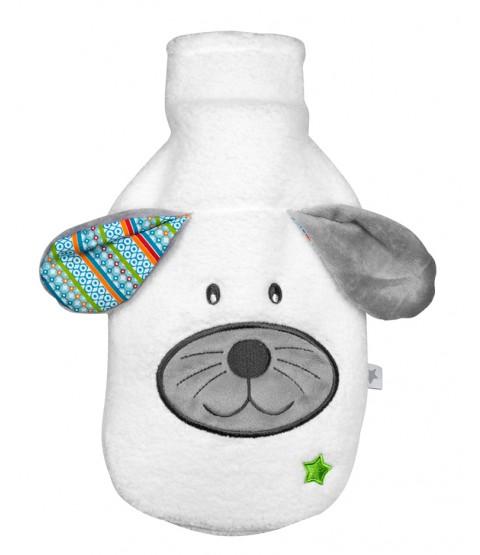 Túi chườm trẻ em Chó trắng - Hình 1