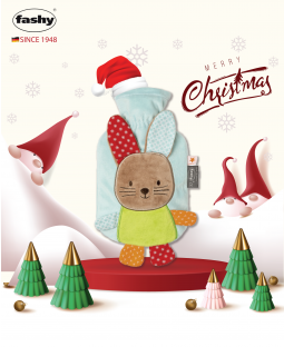 Túi chườm Fashy Germany Quà tặng trẻ em Thỏ Holly