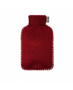Túi chườm nóng Fashy Germany bọc len (Đỏ)