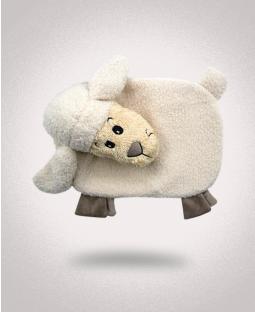 Túi chườm Fashy Germany Quà tặng trẻ em Cừu Lino
