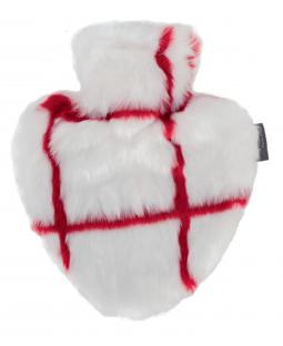 Túi chườm Fashy Germany hình Trái tim giả Lông