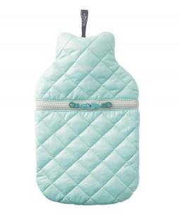 Túi chườm Áo phao xanh Ngọc - Hình 1