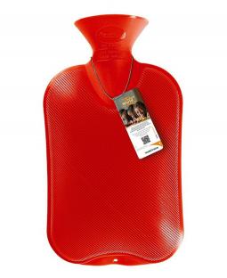 Túi chườm nóng Fashy cổ điển - Màu Đỏ