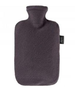 Túi chườm nóng Fashy bọc lông cừu - Màu Than