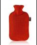 Túi chườm nóng Fashy Germany bọc lông cừu - Màu Đỏ