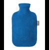Túi chườm nóng Fashy bọc lông cừu - Màu Xanh